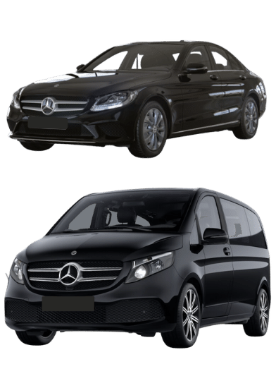 Taxi conventionne 77 de 1 a 7 passagers van minibus